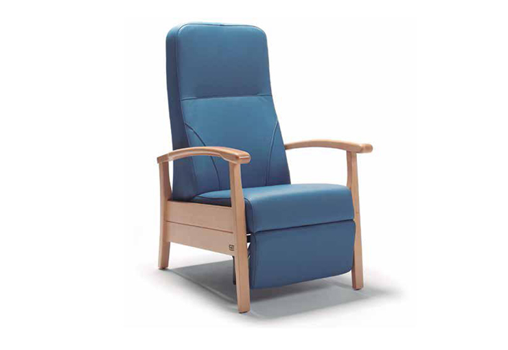 Sill n bah a relax for Sillon relax madera